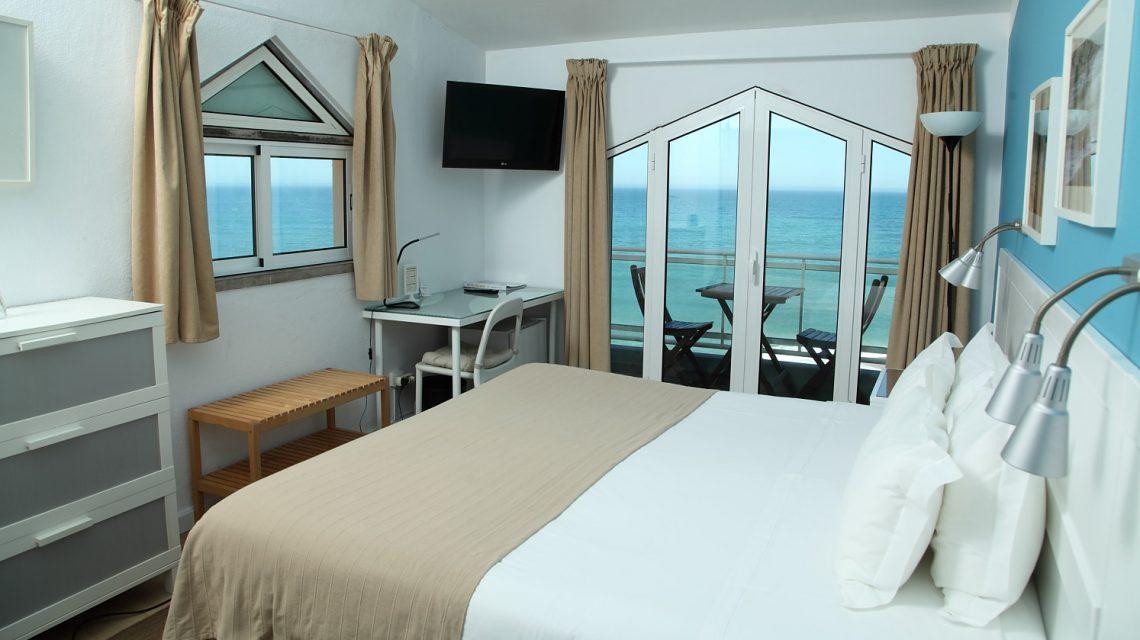 Quarto Duplo Varanda Superior Hotel Promar