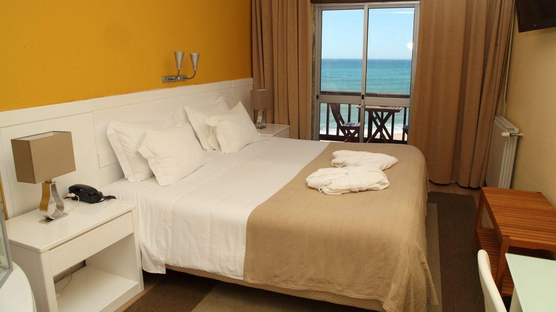 Quarto Duplo Delux Vista Mar Hotel Promar