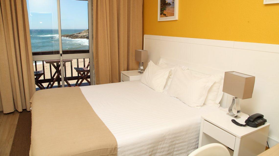 Quarto Duplo Com Varanda Vista Mar Hotel Promar